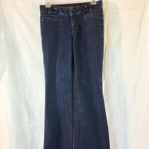 Blue Jeans with Cuffs